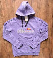 ellesse Sassari 2 Kapuzenpullover Damen Hoodie Women Lila Purple SRC08173-PPL