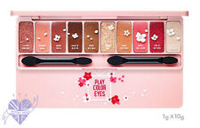 Etude House Play Color Eyes #cherry Blossom 10g / 10 Colors Eye Shadow Pallet