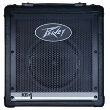 "Peavey KB 1 20-Watt 8"" Speaker 2-Ch Keyboard Amp Amplifier w/ 2-Band EQ KB1"