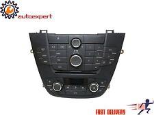 Vauxhall Opel Insignia CD400 lecteur CD radio/13321292