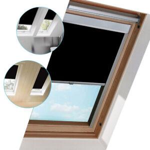 Dachfensterrollo Verdunkelungsrollo  Sonnenschutz Skylight Thermorollo Für VELUX