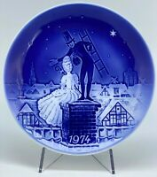 Desiree Denmark Old Copenhagen Blue 1974 The Shepherdess And The Chimney-Sweep