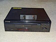 Pioneer CLD-900 LaserDisc / LD Player, inkl. Fernbedienung, 2J. Garantie