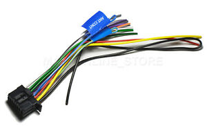 JVC KDX350BTS KDX-350BTS GENUINE WIRE HARNESS *PAY TODAY SHIPS TODAY*