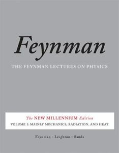 The Feynman Lectures on Physics, Vol. I: The New Millennium Edition: Mainly Mech