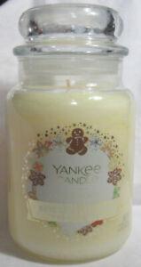 Yankee Candle Large Jar Candle 110-150 hrs 22 oz Return Classic CHRISTMAS WISH