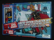 """THOR Limited Edition Collector Set MEGO Style 8"""" MARVEL Super Heroes Retro MIP"""