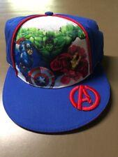 Marvel Avenger Assembly Boys Baseball Hat SnapBack