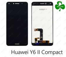 For Huawei Y6 II 2 Compact LCD Touch Screen Display Digitizer Black New