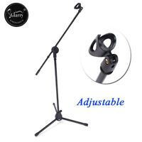 NEW Hot Sale Glarry Metal Folding Type Tripod Boom Microphone Mic Stand