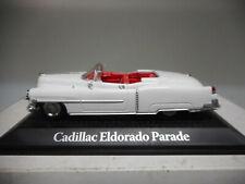 CADILLAC ELDORADO PARADE 1953 DWIGHT EISENHOWER ATLAS 1:43
