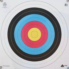 10 Stück Zielscheiben Auflagen Fita  40x40  mit Nylonfäden verstärkt