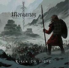 Morgarten - Risen to Fight CHRISTIAN BLACK/FOLK METAL Antestor Crimson Moonlight