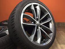 ORIGINALE Audi a5 s5 f5 8w 19 pollici S-Line Cerchi In Lega Ruote Estate 8w0601025df