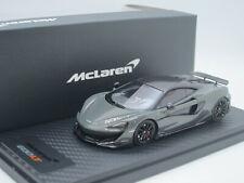 2020 McLaren 600LT chicane effect 1/43 TSM Model Resin HPi