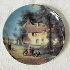 Collectible+Plate+Reproduction+of+%22Peasants+on+the+Road+at+the+Farm%22