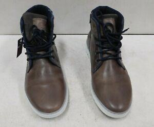 Wild Rhino Men's Napier Trainers Shoes, Dark Grey, 11 AU (45 EU)