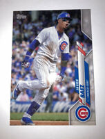 2020 Topps Mini On Demand JAVIER BAEZ Chicago Cubs #300 MINI CARD