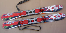 Snowblades m. SALOMON Bindung,  Kurzski 88cm , Supercarver Carving Ski