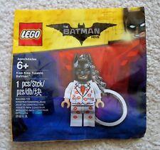 LEGO Batman Movie - Kiss Kiss Tuxedo Batman Keychain 5004928 - New & Sealed