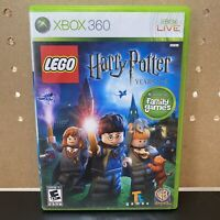 LEGO Harry Potter: Years 1-4 Xbox 360 COMPLETE AND TESTED