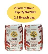 Antimo Caputo Chef's Flour Italian Double Zero 00 Soft Wheat for Pizza 2 pkg. []