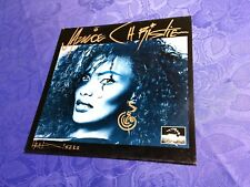JANICE CHRISTIE (LP) HEAT STROKE [TSR 1988 **GARAGE HOUSE **GERMAN PRESSING] EX