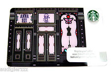 Authentic Starbucks Anna Sui Card with Php1,000 load new