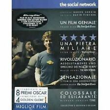 Blu Ray THE SOCIAL NETWORK *** Collector 2 Dischi ***......NUOVO