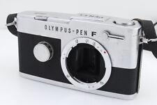 [AS IS] Olympus-Pen F Pen-FT FT 35mm SLR Film Camera Body w/ Strap #V746