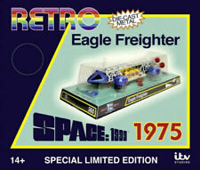 """SIXTEEN 12 - SPACE 1999 EAGLE TRANSPORTER """"RETRO FREIGHTER""""  LTD EDITION"""