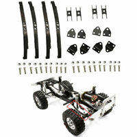 1/10 Leaf Springs Highlift Chassis Kit for D90 Axial SCX10 RC Crawler Car Parts
