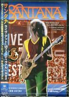 SANTANA-LIVE AT THE 1982 US FESTIVAL-JAPAN DVD J50