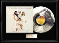 FRANK SINATRA & FAMILY CHRISTMAS LP WHITE GOLD SILVER PLATINUM TONE RECORD RARE