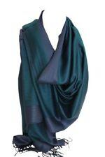 Sciarpe, foulard e scialli da donna verde stole tinta unita