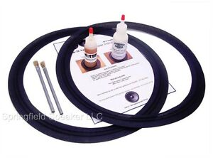 "JBL 15"" 2225 M-Roll Speaker Cloth Repair Kit - 2225H, 2225J, 2205A - 2C2225-01"