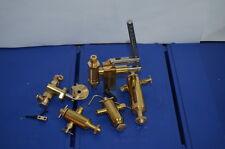 M8 Steam EnginePump +M5 Steam boiler pump+Steam displacement oiler (5 sets)