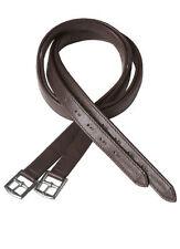 """57"""" x 1"""" Jeffries EliteLeathers - Havana - Quality English Leather - No Stretch"""