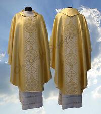 Chasuble Vestment Kasel Messgewand Casula 214-G it