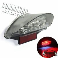 LED E-marked Red License Plate Light Taillight For BMW F650 R1200 GS F800 ST S
