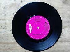 "Saxon Princess Of The Night / Fire In The Sky 7"" Single EX Vinyl Record CAR 208"