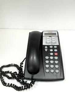 Avaya 6D-0003 Phone made in Malaysia 081702532173 Black Office
