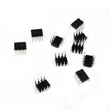 10PCS LM386 LM386N DIP-8 Audio Power AMPLIFIER IC Great Qualtiy S3