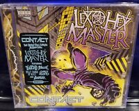 Lex the Hex Master - Contact CD SEALED twiztid majik ninja Entertainment mne icp