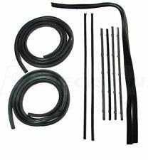 Precision Weatherstripping Door Seal / FOR 1967-72 CHEVROLET C10 C20 C30