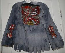 Zombie Halloween Costume Shirt 1PC Monster Kids Medium M 8 Unisex Living Dead