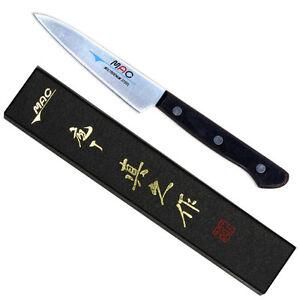 "MAC Knife HB-40 4"" Paring & Peeling Knife Kitchen Molybenum Steel Made in Japan"