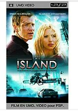 Film UMD The Island - Psp PlayStation Sony