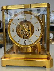 Zz Atmos III Uhr von Jaeger-LeCoultre Kaliber 519 in sehr gutem Zustand