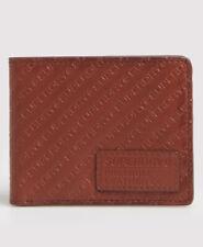 Superdry Mens All Over Print Badge Lineman Wallet